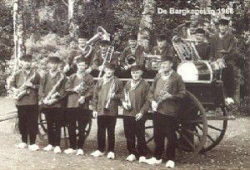 De Bargkapel in 1966.
